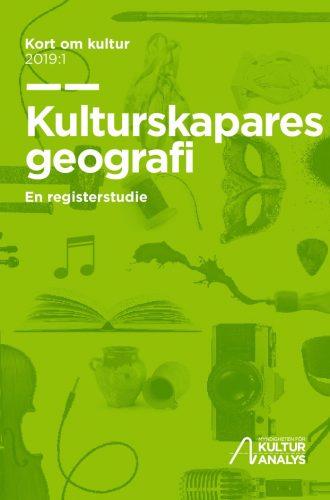 Omslagsbild Kulturens geografi