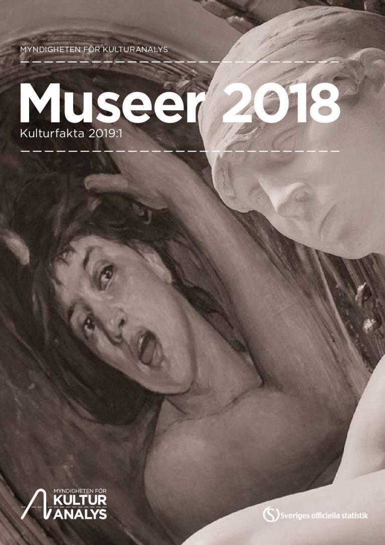 Omslagsbild Museer 2018