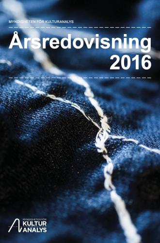 Omslagsbild Årsredovisning 2016