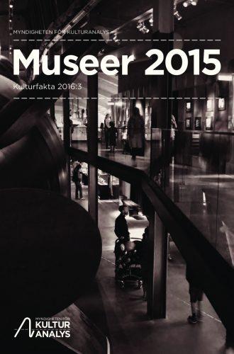 Omslagsbild Museer 2015