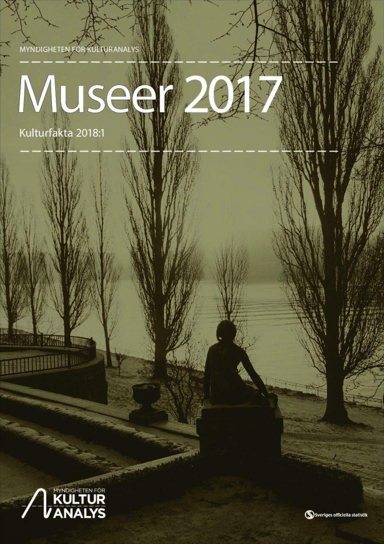 Omslagsbild Museer 2017