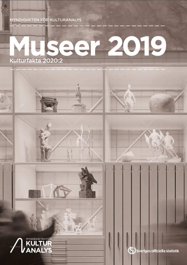Omslagsbild Museer 2019
